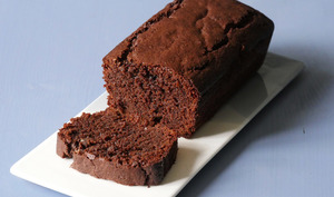 Cake très chocolaté amande