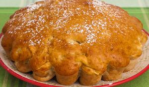 Gâteau facile aux pommes