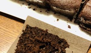 Gâteau chocolat et betterave