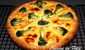 Quiche anti-gaspi