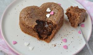 Moelleux au chocolat et piment d'Espelette