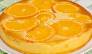 Gâteau à l'orange et à la ricotta