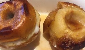 Pommes au four en deux versions
