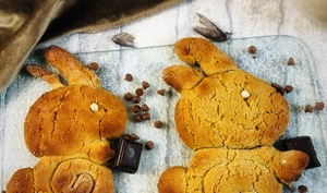 Briochettes, lapin briochés de pâques