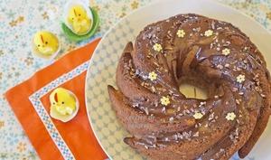 Bundt Cake Choco