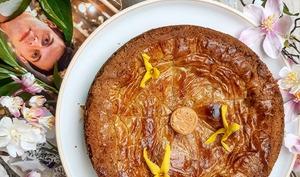 Gâteau Basque à la Vanille