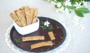 Biscuits salés apéritif maison