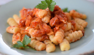 Gnocchetti à la tomate
