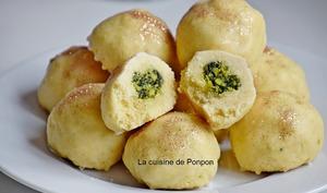 Biscuit libanais à la fleur d'oranger et aux pistaches