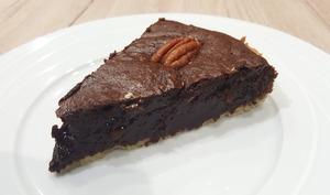 Tarte Brownies aux Noix de Pécan
