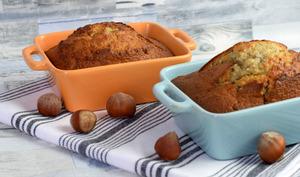Gâteau à la farine de noisette et au yaourt