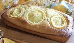 Cake moelleux au citron