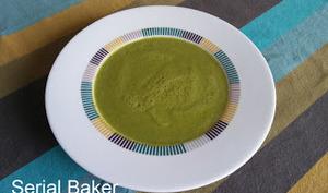 Soupe betterave et kale