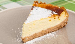 Paqualito, cheesecake au citron