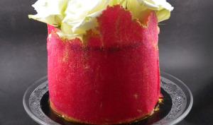 Technique de la feuille de sucre pour le cake design