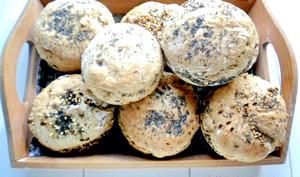 Mes petits pains sans pétrissage