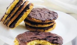 Biscuit granola revisités