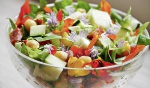Cuisine acido-basique : capucine, ciboulette, légumes et légumineuses