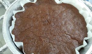 Fondant au chocolat et courgettes