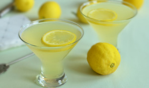 Cocktail Lemon Drop