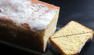 Pain gâteau pour le petit-déjeuner, version levain .