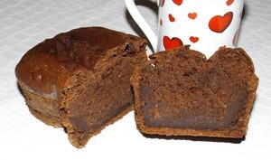 Cake moelleux ultra chocolaté au lait ribot