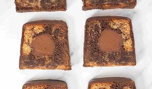 Cake Marbré Truffé