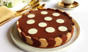 La Tarte Coco Chocolat