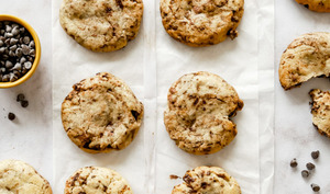 Cookies aux deux chocolats
