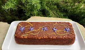 Cake à la ricotta et citron