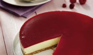 Gâteau au fromage frais sans cuisson