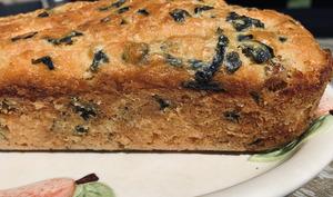 cake au thon & wakamé