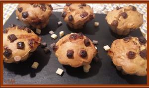 Muffins au lait concentré non sucré