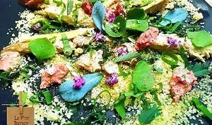Salade composée du placard