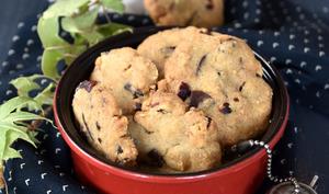 Cookies choco-noisette