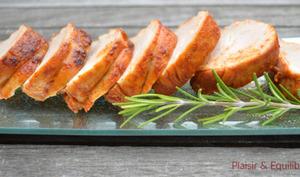 Pastrami de porc