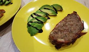 Pain de viande au parmesan