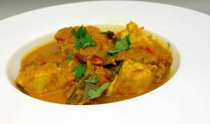 Poisson curry Kerala
