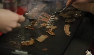 Barbecue de bœuf coréen à la plancha