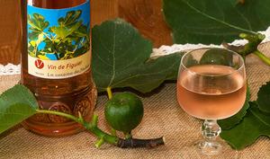 Vin de feuilles de figuier