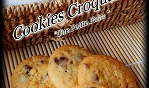 Cookies croquants