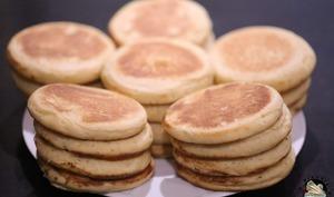 Pancakes épais à garnir