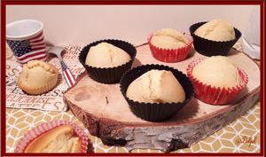 Muffins à la farine de Maïs