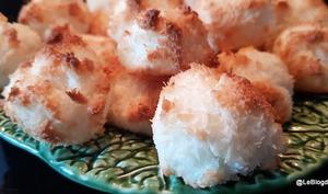 Rochers coco au lait de coco