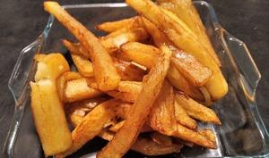 Frites maison - La meilleure recette