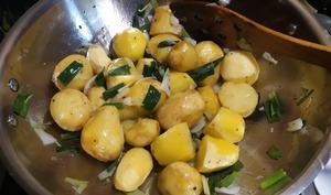 Légumes de saison au wok