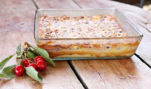 Le clafoutis aux cerises de ma maman – La fille du boulanger cuisine…