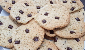Cookies au son d'avoine