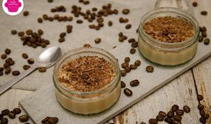 Crèmes au café maison