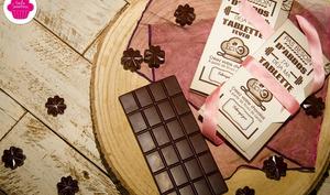 Faire ses tablettes de chocolat maison